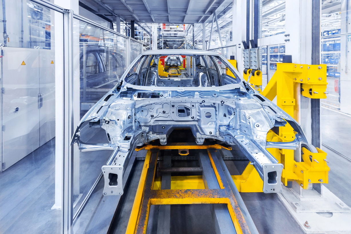 Optimize Your Automotive Assembly Line With MRO lubricants