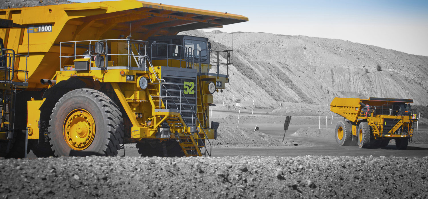 Kluber Lubrication - speciality lubricants for the mining industry //  Klüber Lubrication