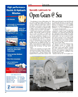 Specialty Lubricants for Open Gears @ Sea