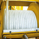 Environmentally acceptable high-performance grease to extend service life of steel wire ropes