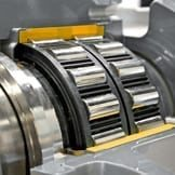 Reliable lubrication of wheelset bearings even at minus 60 degrees Celsius