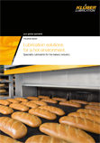 Food industry - Lubrication solutions for a hot environment