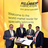 Setting new standards: Wilhelmsen strengthens portfolio with unique Klüber Lubrication partnership in the marine industry