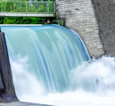 Turbine oil increases the efficiency of hydroelectric plants